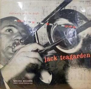 JACK TEAGARDEN - Accent on Trombone (aka Classic Trombone) cover