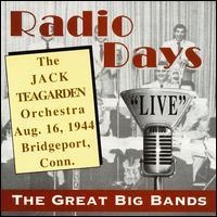 JACK TEAGARDEN - Bridgeport Connecticut Live cover