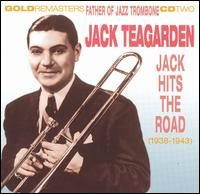 JACK TEAGARDEN - Jack Hits the Road (1938-1943) cover