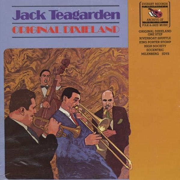 JACK TEAGARDEN - Original Dixieland cover