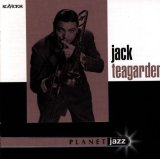 JACK TEAGARDEN - Planet Jazz cover