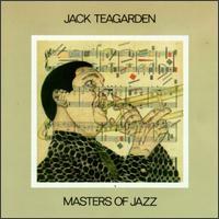 JACK TEAGARDEN - Storyville Masters of Jazz, Volume 10: Jack Teagarden cover