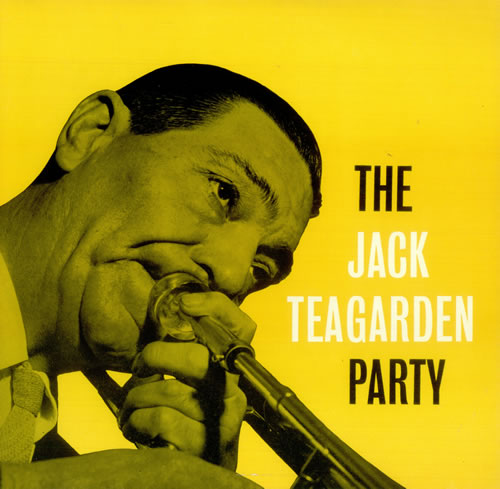 JACK TEAGARDEN - The Jack Teagarden Party cover