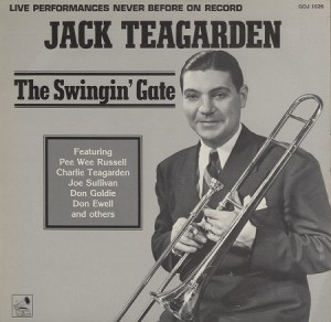 JACK TEAGARDEN - The Swingin' Gate cover