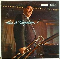 JACK TEAGARDEN - This Is Teagarden! cover