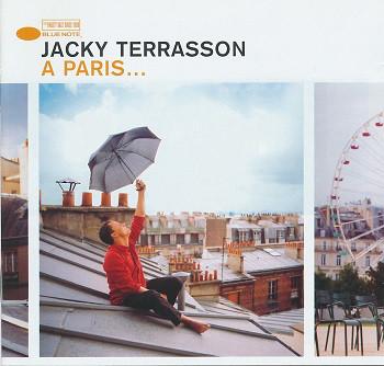 JACKY TERRASSON - À Paris cover