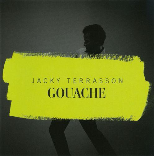 JACKY TERRASSON - Gouache cover