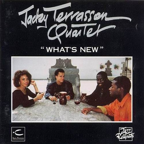 JACKY TERRASSON - What`s New cover