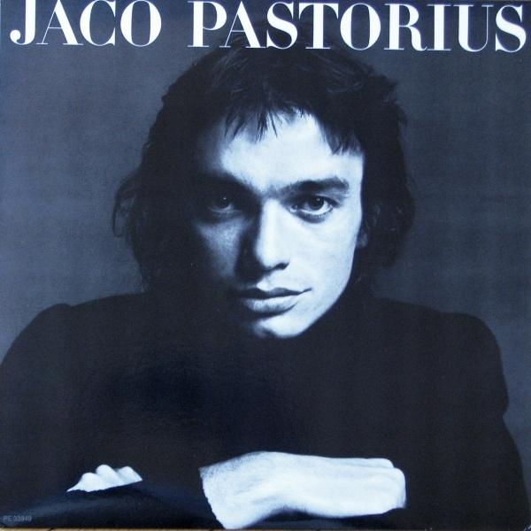 JACO PASTORIUS - Jaco Pastorius cover