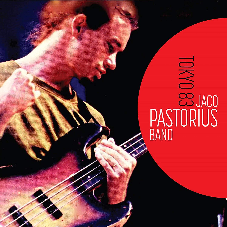 JACO PASTORIUS - Jaco Pastorius Band : Tokyo 83 cover