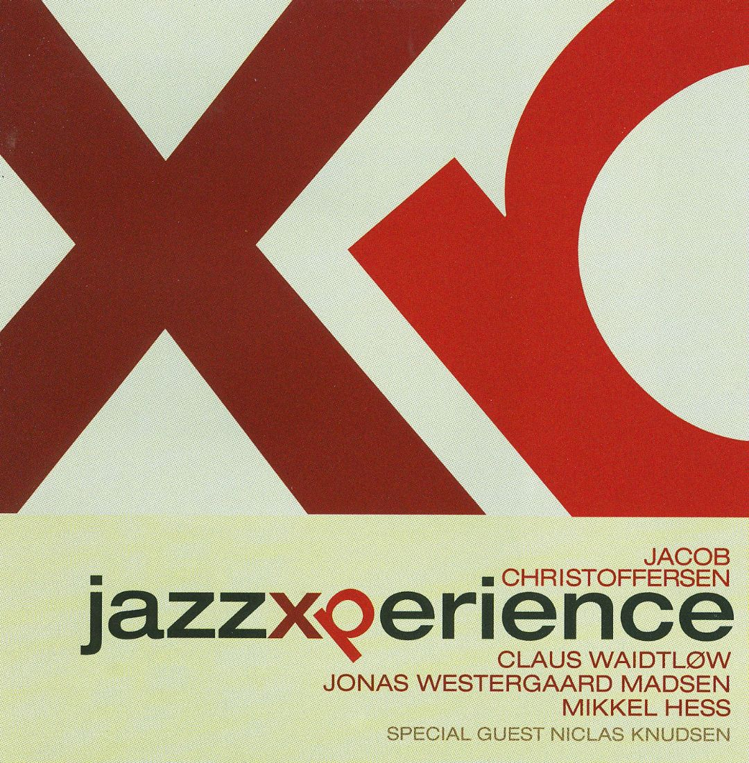 JACOB CHRISTOFFERSEN - Jazzxperience cover