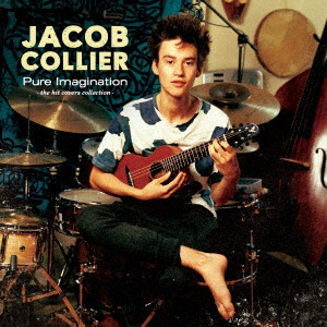 JACOB COLLIER - Pure Imagination -the hit covers collection- cover