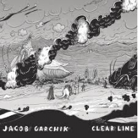 JACOB GARCHIK - Clear Line cover