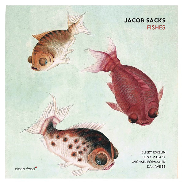 JACOB SACKS - Fishes cover