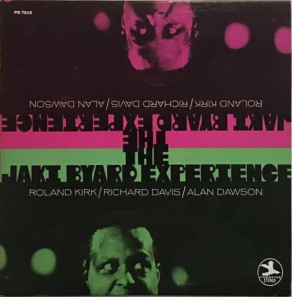 JAKI BYARD - The Jaki Byard Experience cover