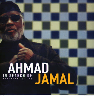 AHMAD JAMAL - In Search of Momentum cover