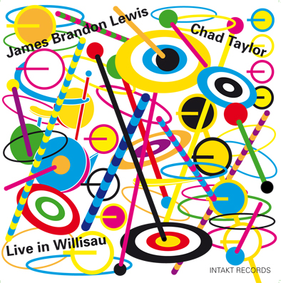 JAMES BRANDON LEWIS - Live In Willisau cover