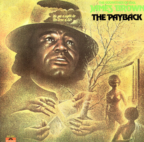 JAMES BROWN - The Payback cover