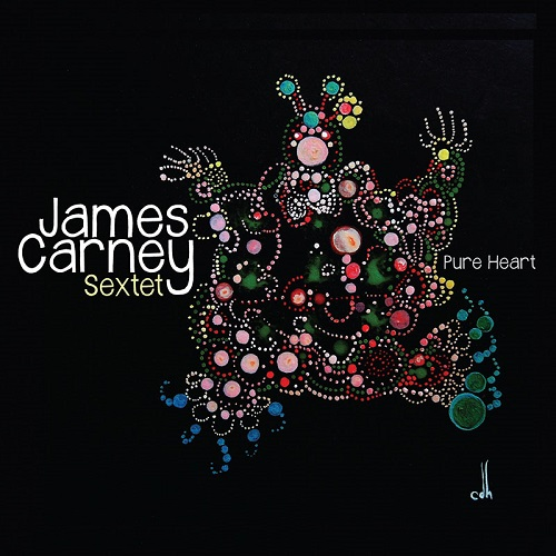 JAMES CARNEY - Pure Heart cover