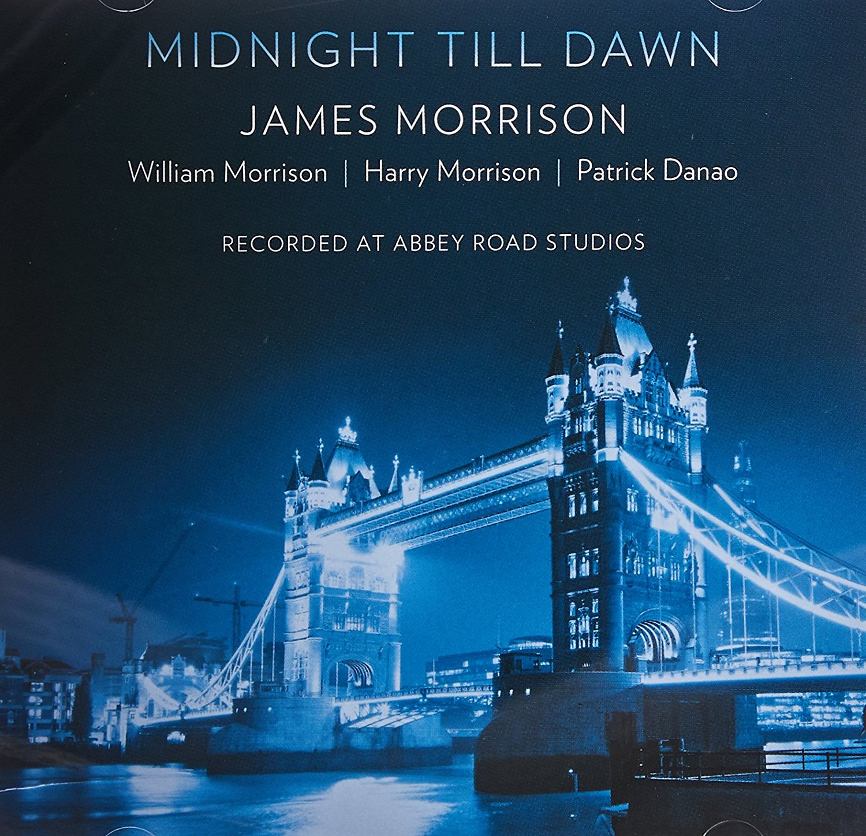JAMES MORRISON - Midnight Till Dawn cover