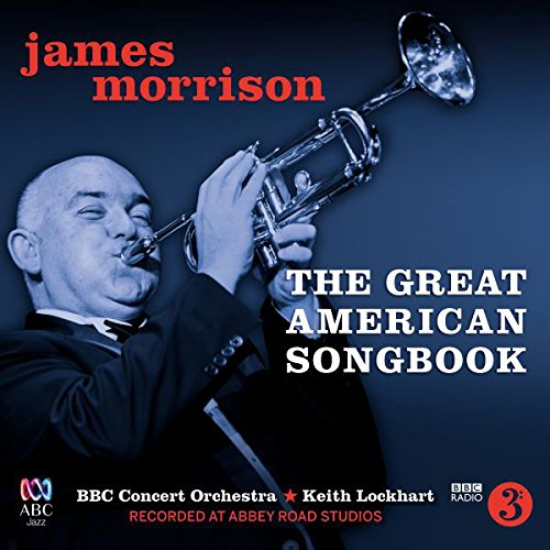 JAMES MORRISON - The Great American Songbook cover