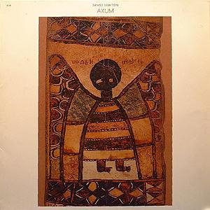 JAMES NEWTON - Axum cover