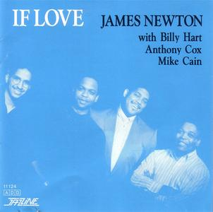 JAMES NEWTON - If Love cover