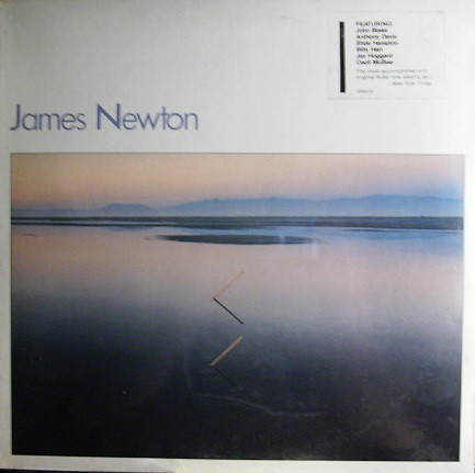 JAMES NEWTON - James Newton cover