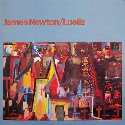 JAMES NEWTON - Luella cover