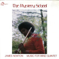 JAMES NEWTON - The Mystery School cover