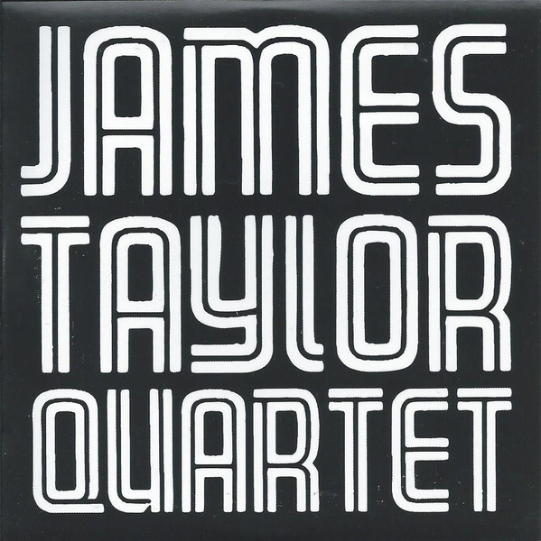 JAMES TAYLOR QUARTET - Bootleg cover