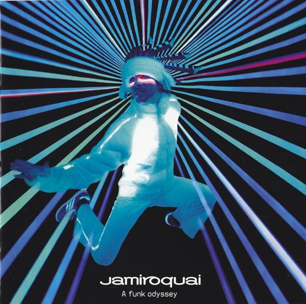 JAMIROQUAI - A Funk Odyssey cover