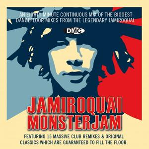 JAMIROQUAI - DMC Jamiroquai Monsterjam cover