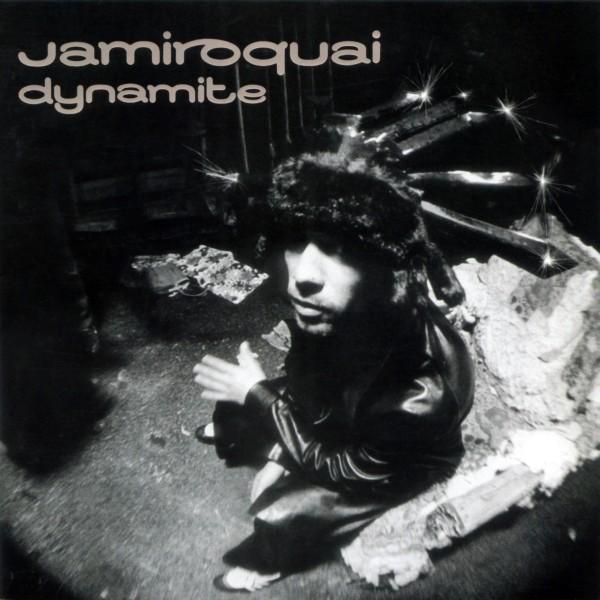JAMIROQUAI - Dynamite cover