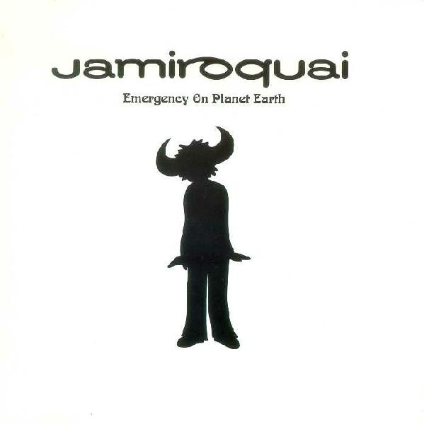 JAMIROQUAI - Emergency on Planet Earth cover