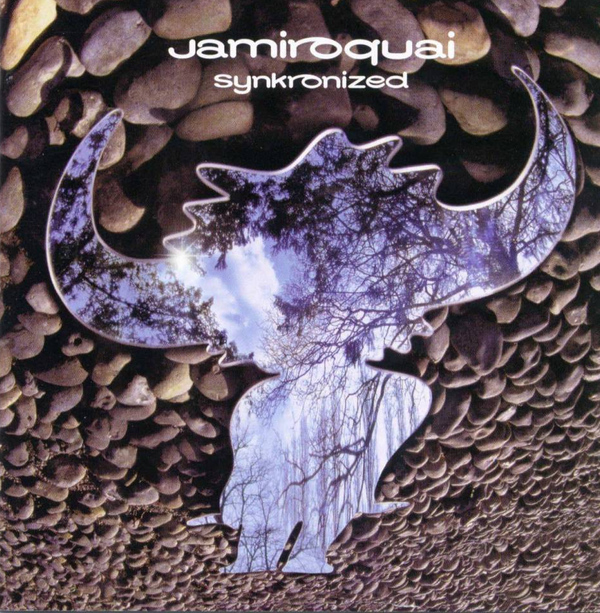 JAMIROQUAI - Synkronized cover