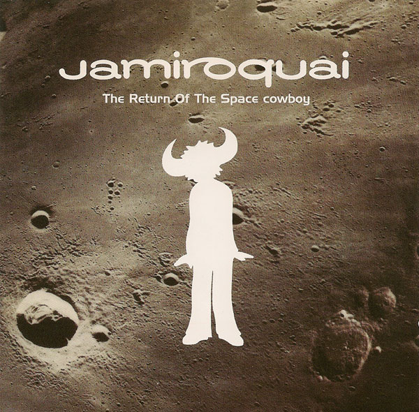 JAMIROQUAI - The Return of the Space Cowboy cover