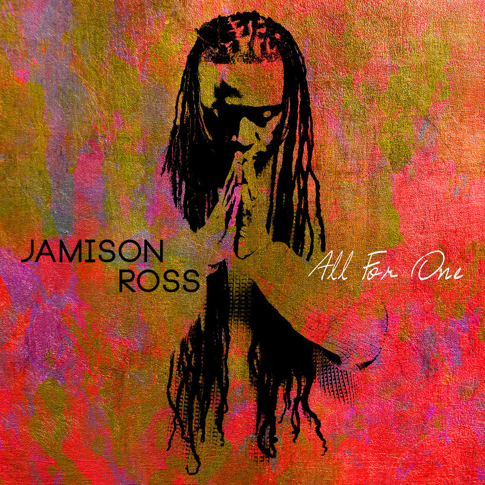 JAMISON ROSS - All For One cover