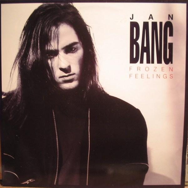 JAN BANG - Frozen Feelings cover