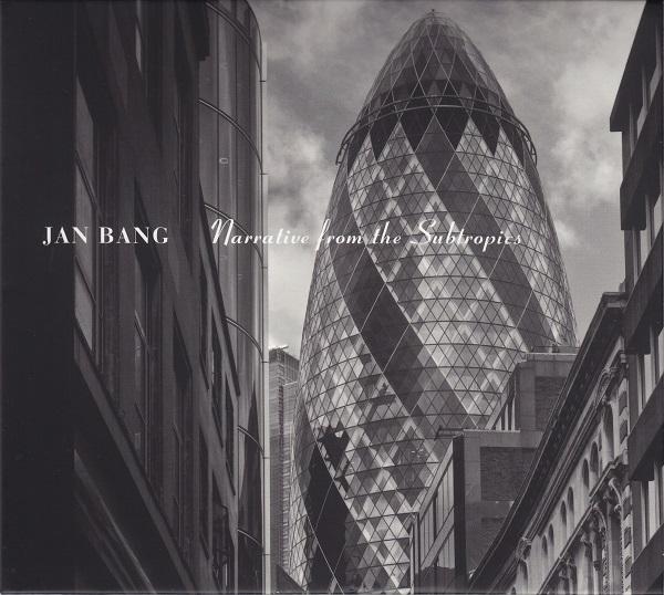 JAN BANG - Narrative from the Subtropics cover