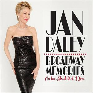 JAN DALEY - Broadway Memories cover