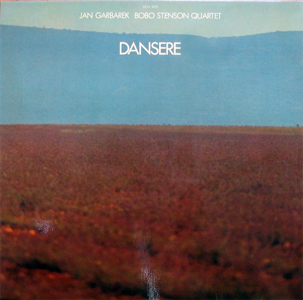 JAN GARBAREK - Dansere cover