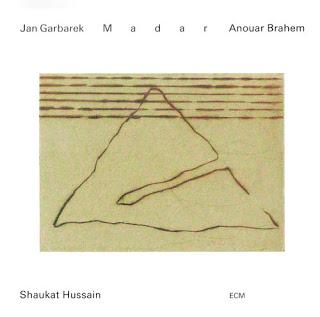 JAN GARBAREK - Madar (with Anouar Brahem - Ustad Shaukat Hussain) cover