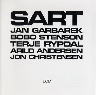 JAN GARBAREK - SART (with Bobo Stenson / Terje Rypdal / Arild Andersen / Jon Christensen) cover
