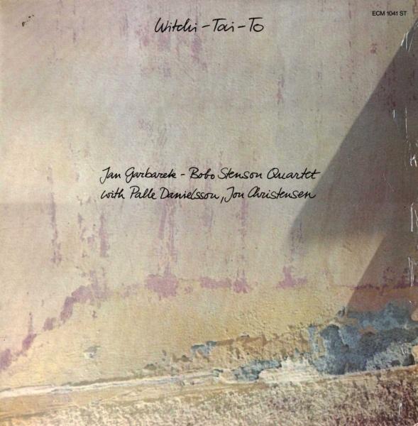 JAN GARBAREK - Witchi-Tai-To cover