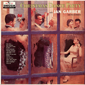 JAN GARBER - Christmas Dance Party cover