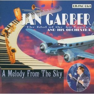 JAN GARBER - Melody From the Sky cover