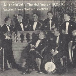 JAN GARBER - The Hot Years 1925-1930 cover