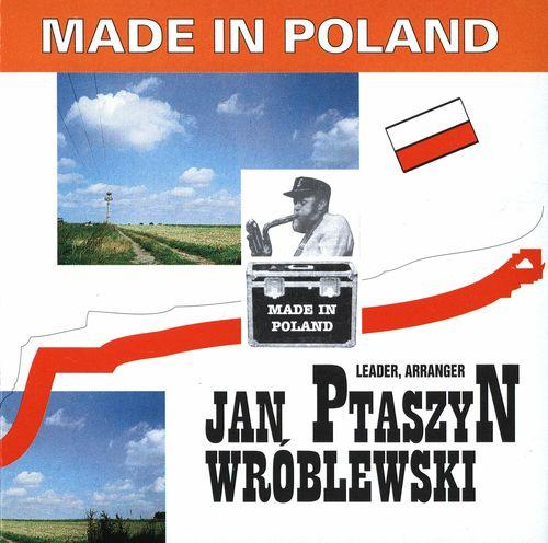 JAN PTASZYN WRÓBLEWSKI - Made In Poland cover