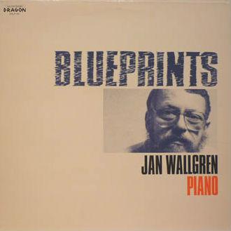 JAN WALLGREN - Blueprints cover